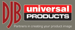 DJB Universal Products Logo